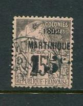 Martinique #15 Used