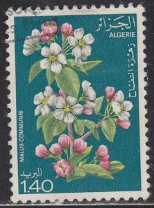 Algeria 610 Branch of an Apple Tree 1978