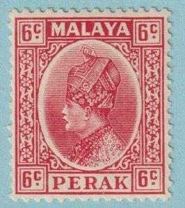 MALAYA PERAK 73  MINT  HINGED OG *  NO FAULTS EXTRA FINE!