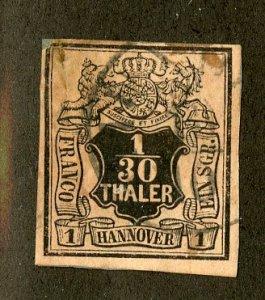 LOWER SAXONY  3 USED GERMAN STATE SCV $50.00 BIN $17.50 HANNOVER
