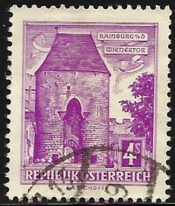 Austria 1960 Scott# 627 Used