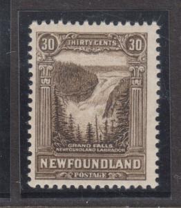 Newfoundland #182 Very Fine Never Hinged