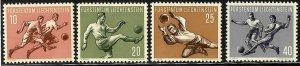 Liechtenstein #277-280 Mint VF NH -- Choice set - Sports
