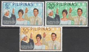 Philippine Islands #950-52   MNH   (K1553)