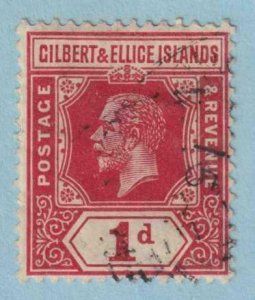 GILBERT & ELLICE ISLANDS 15  USED - NO FAULTS VERY FINE!