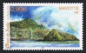 Mayotte 203,MNH. Sada Bay,2004.