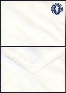ESP90 HOUSE of COMMOMS 5d Indigo Stamped to Order Envelope Mint