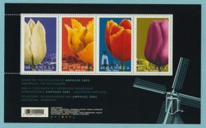 Canada 1947 MNH Flowers, Tulips
