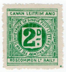 (I.B) Cavan Leitrim & Roscommon Light Railway : Letter 2d