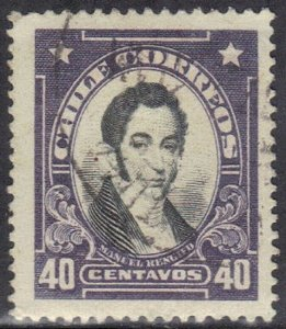 CHILE SC# 145   USED  1921  SEE SCAN