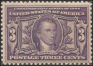 325 Mint,OG,NH... SCV $170.00