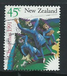 New Zealand SG 1628 FU