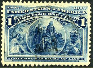U.S. #230 Used VF