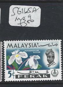 MALAYA PERAK  (P0502B)  ORCHID 5C  SG 165A   MOG