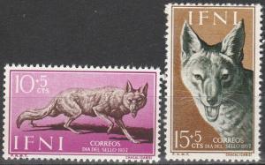 Ifni #B31-2   MNH  (S9515)