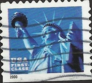 # 3451 USED STATUE OF LIBERTY