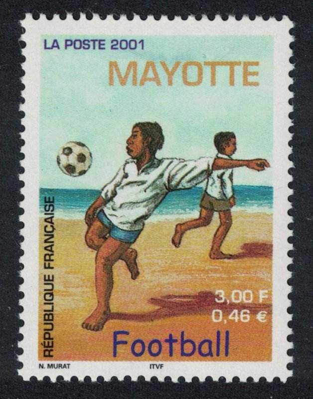 Mayotte Children playing Football SG#133