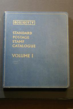 Scott Catalogue 1974 Volume 1 US, UN, Commonwealth