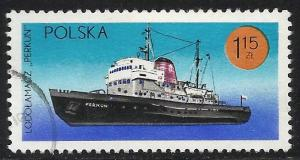 Poland 1971 Scott# 1782 Used