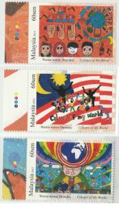 Malaysia 2013 Abilities of Children with Disabilities Colours of My World