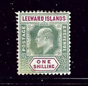 Leeward Is 26 MH 1902 issue