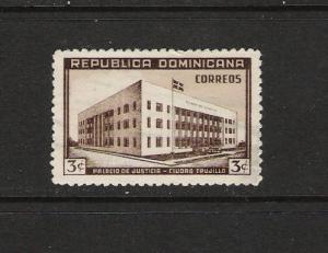 DOMINICAN REP. DOMINICANA 420 VFU 962D