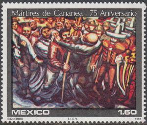 Mexico #1238 MNH