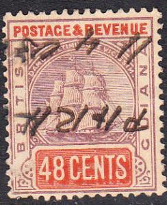 British Guiana #143 Used   Revenue Usage