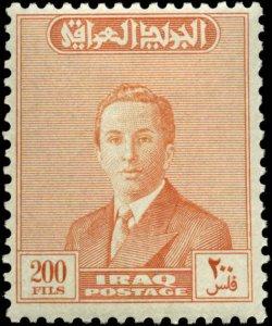 Iraq  Scott #157 Mint Hinged