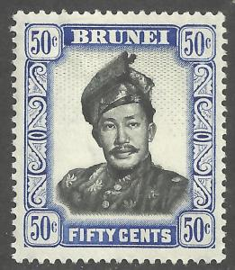 BRUNEI SCOTT 93