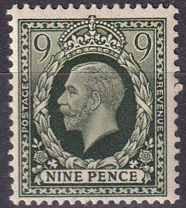 Great Britain #218 MNH CV $17.00  (Z7890)