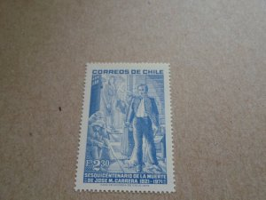STAMP OF CHILE MINT LH SC.# 4 33