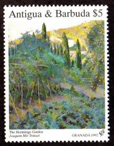 ANTIGUA & BARBUDA 1568 MNH SCV $4.25 BIN $2.55 ART