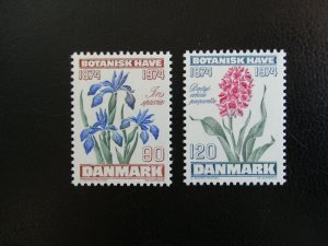 Denmark #560-61 Mint Never Hinged (N9S7) I Combine Shipping!