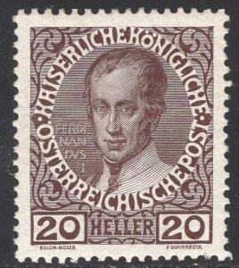 AUSTRIA SCOTT 117A