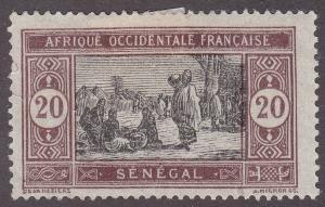 Senegal 88 Preparing Food 1914
