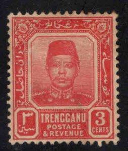 Malaya Trengganu Scott 3 MH*