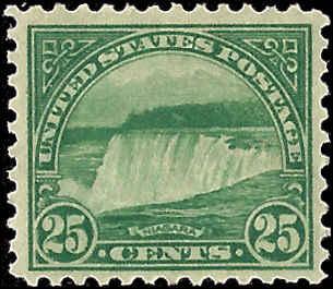 568 Mint,OG,HR... SCV $13.50