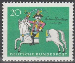 Germany #1020 MNH F-VF (V2777)