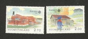 FINLAND -MNH** SET-EUROPA CEPT-1990.