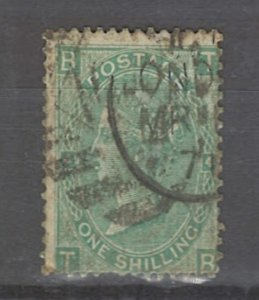 COLLECTION LOT # 3281 GB #54plate4 1867 CV=$40