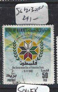 KUWAIT (P3006BB)  SG  1213   VFU