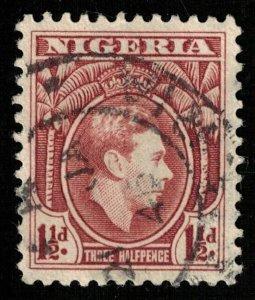 Africa Nigeria 1 1/2d (т-6190)