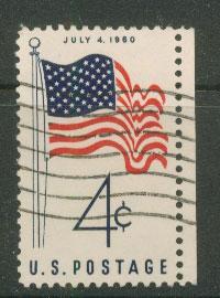 USA   SG  1152 FU  Right  Margin