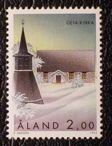 Finland - Aland Islands Scott #91 mnh