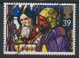 Great Britain  SG 1638  SC# 1472  Christmas  Used see detail and scan