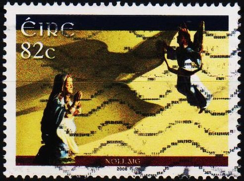 Ireland. 2008 82c Fine Used