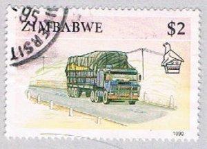 Zimbabwe 631 Used Truck 1990 (BP40111)