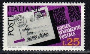 Italy #965 MNH (K3097)