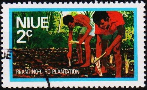 Niue. 1976 2c S.G.199 Fine Used